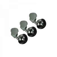 Manfrotto 018 Casters for Light Stands (Set of 3)