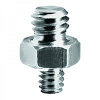 "Manfrotto 147 Short Adapter Spigot 3/8""+ 1/4"" Screw"